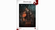 Dragon age origins card artwork 6