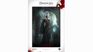 Dragon age origins card artwork 3