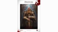 Dragon age origins card artwork 7