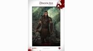 Dragon age origins card artwork 5