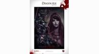 Dragon age origins card artwork 4