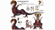 4300lrffxiii red dragon monster