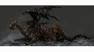 Dark souls concept dragon