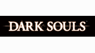 Dark souls logo black