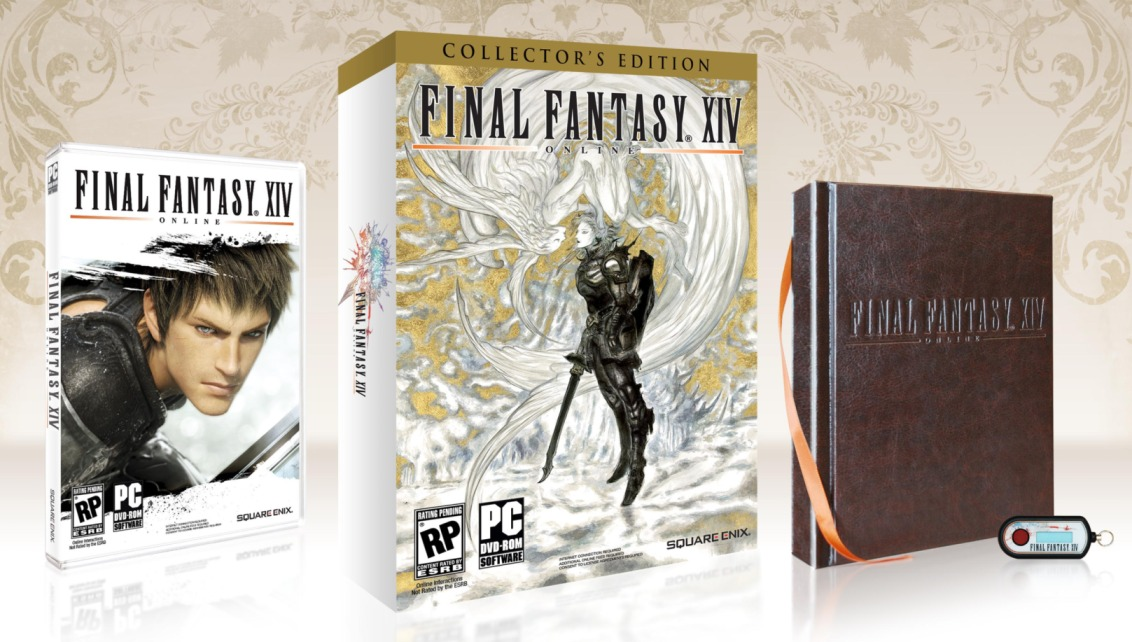 Final Fantasy XIV Release Date Announced | RPG Site