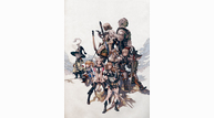 Final fantasy xiv artwork poster