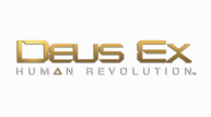 Deus ex human revolution logo white