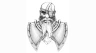 Oldman member of the bounty hunters