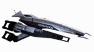 Mass effect artwork normandy sr1