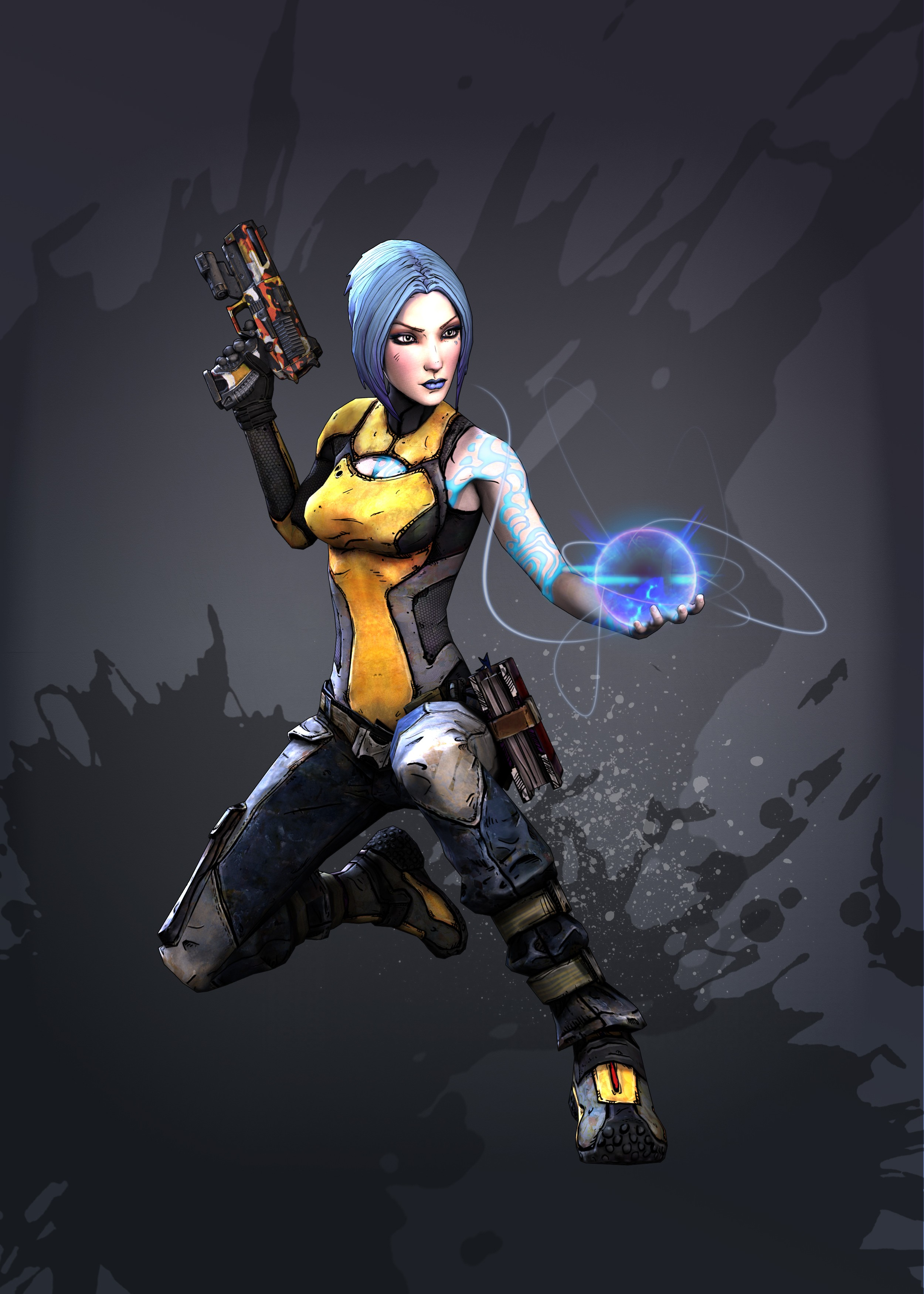 Borderlands 2 Effervescent Gear List: every rainbow rarity
