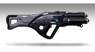 Concept 003 falcon assault rifle p