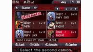 Devilsurvivor screens 33