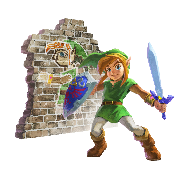 The Legend of Zelda: A Link Between Worlds Screenshots and Gameplay   RPG Site