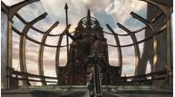 Bryang throned statue