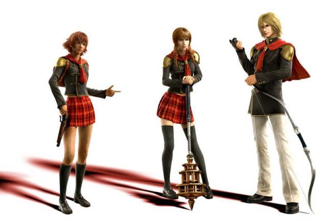 Final Fantasy Type-0 HD (Video Game 2015) - IMDb