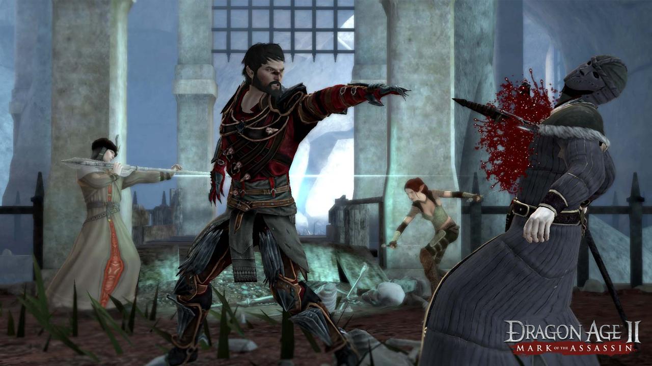 Dragon age origins assassin build pro builds