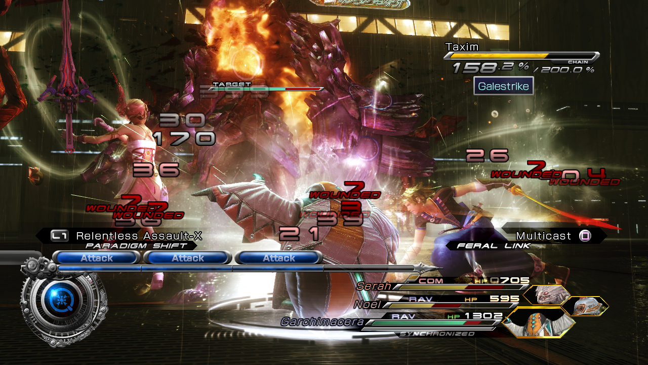 Final Fantasy XIII-2 Import Review | RPG Site