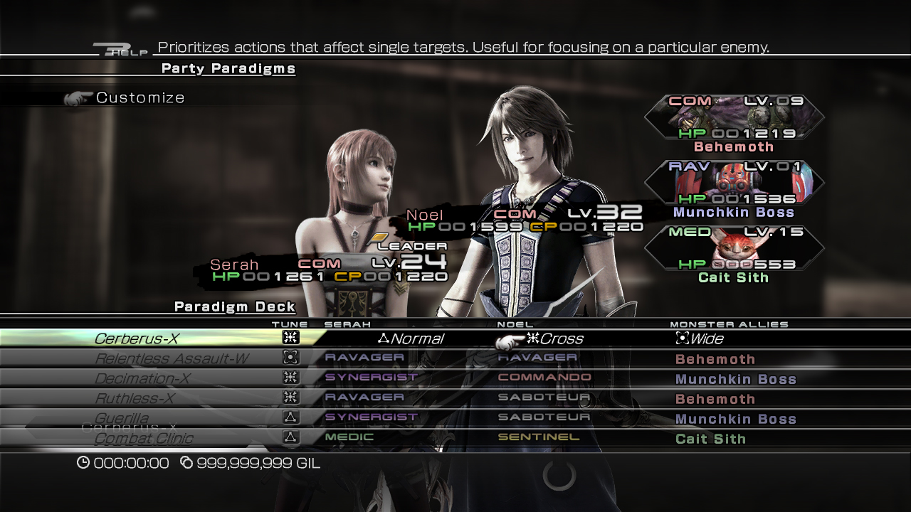 Final Fantasy XIII-2 Review | RPG Site