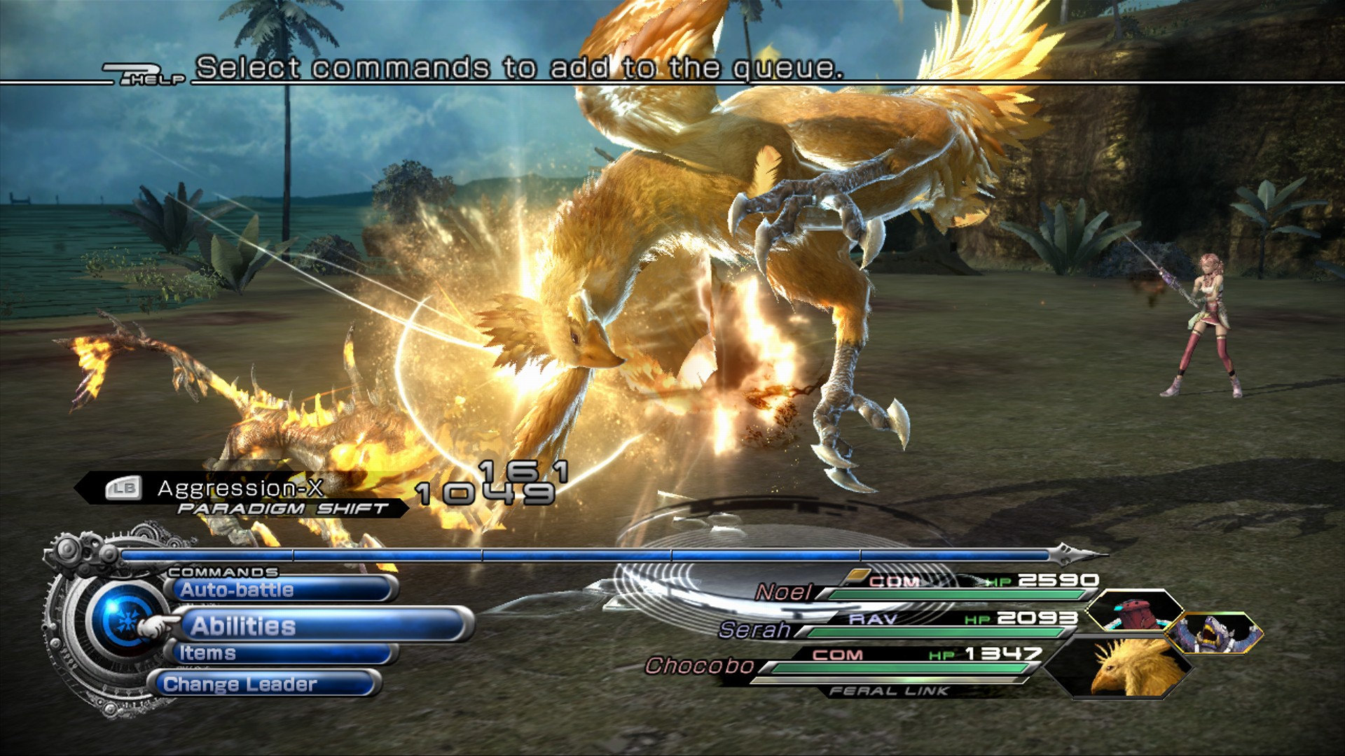 Final Fantasy XIII-2 Review   RPG Site