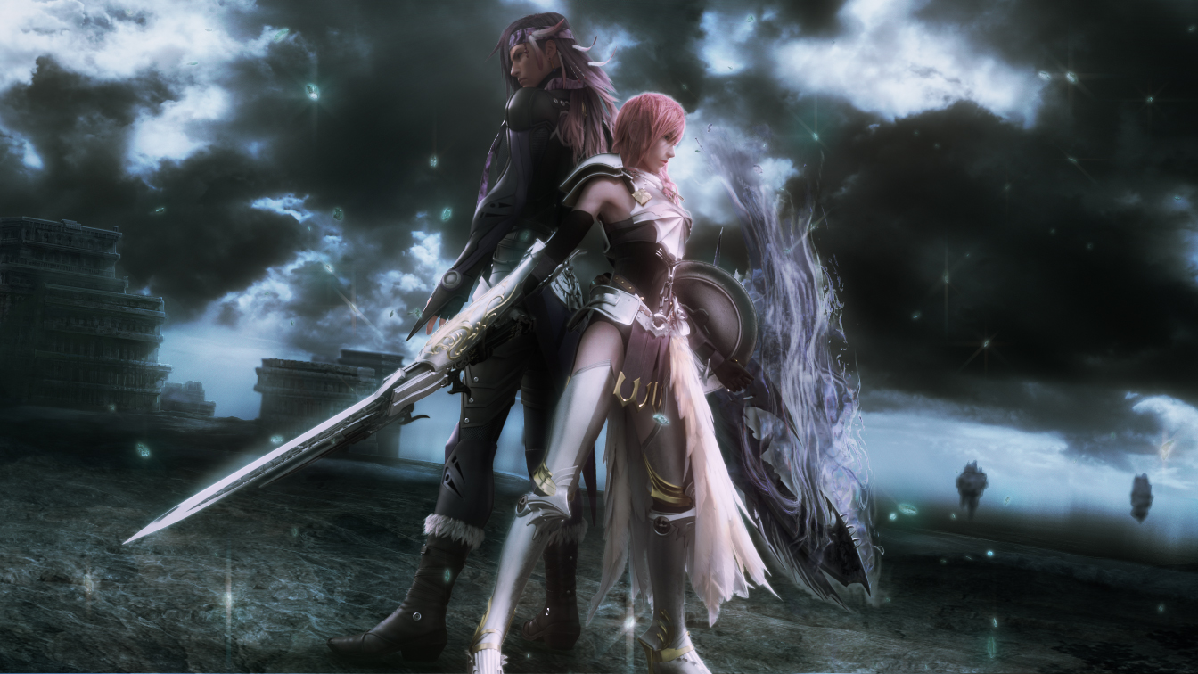 8 Lightning Final Fantasy XIII Wallpapers - Selina Wing
