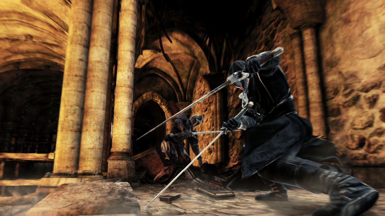 Dark Souls 2 Beta Prepare To Preview: Dark Souls II E3 Screenshots