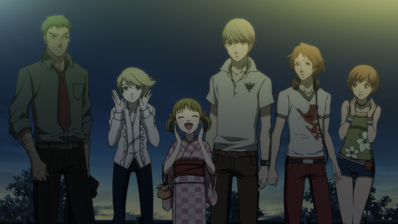 New Persona 4: The Golden Screenshots | RPG Site