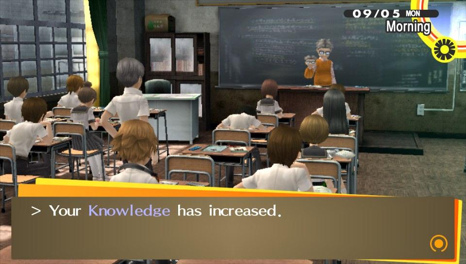 New Persona 4: Golden screenshots focus on \
