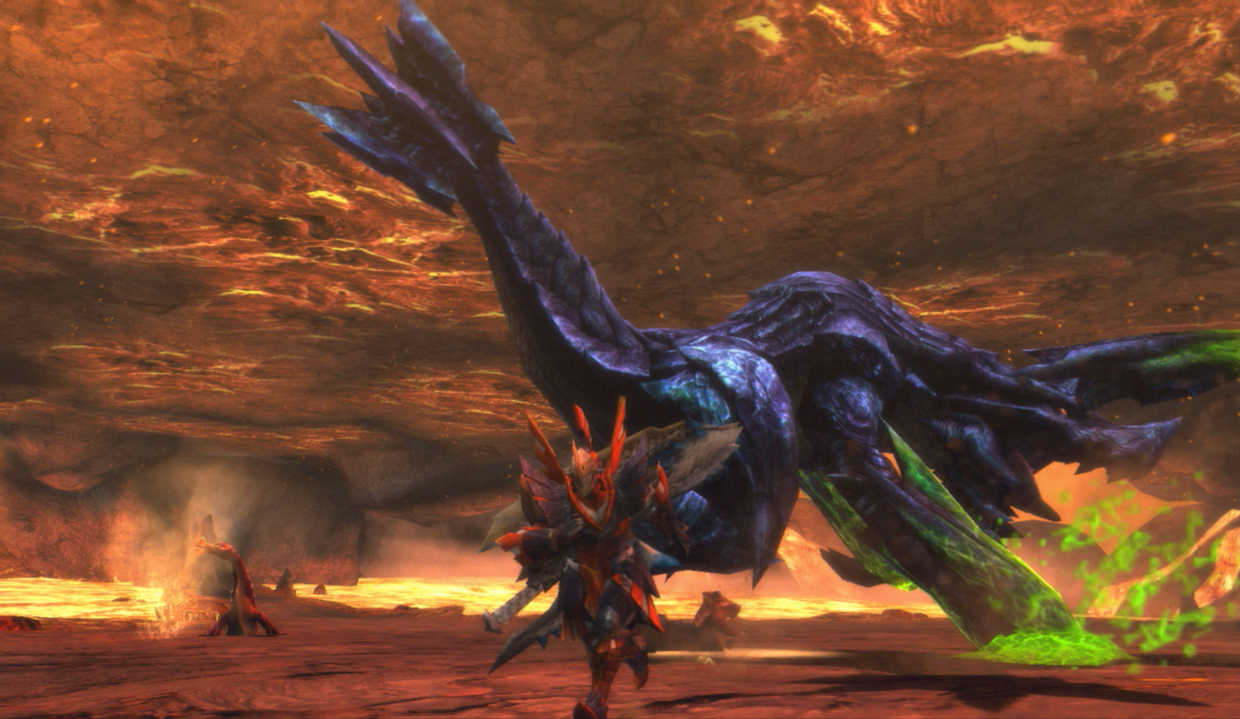 monster hunter 3 ultimate matchmaking
