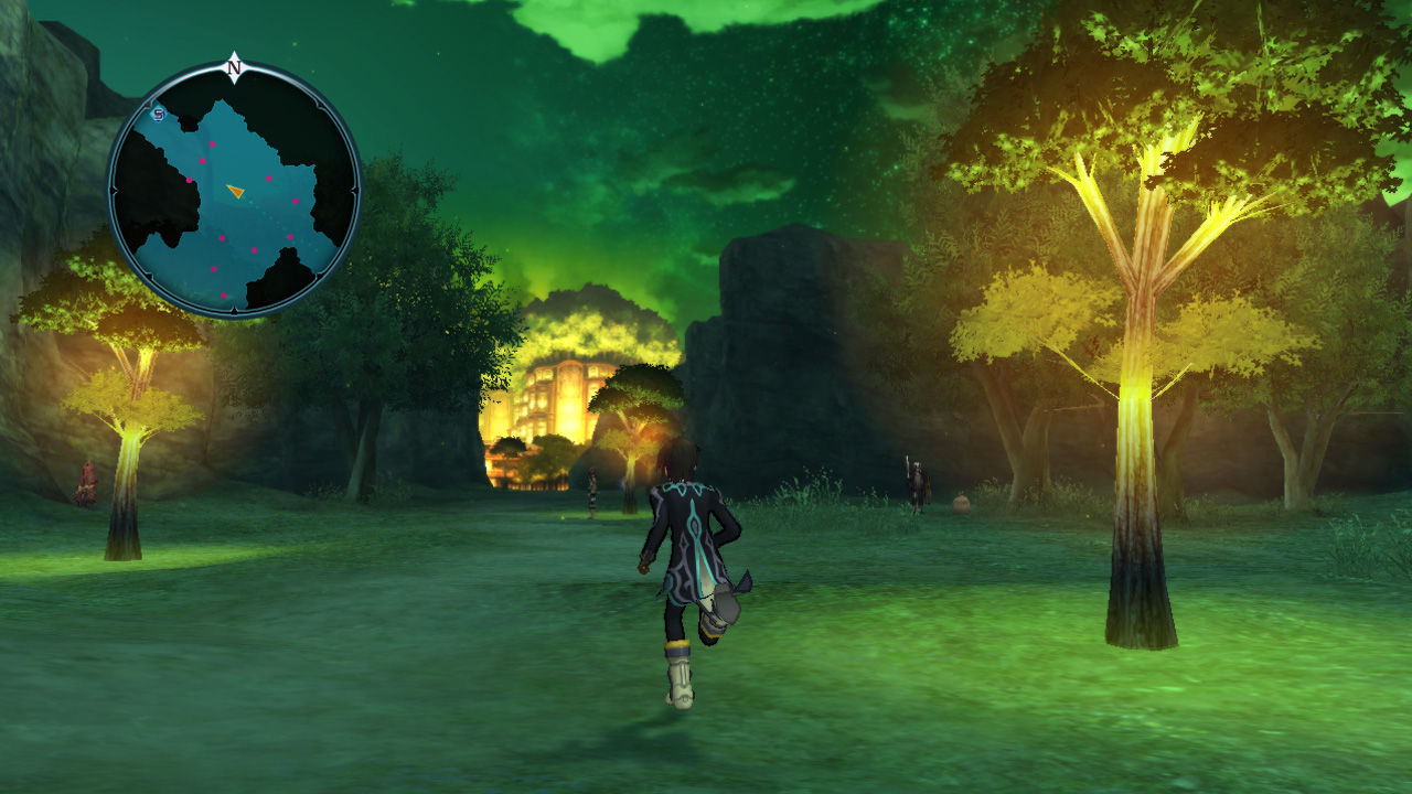 Tales Of Xillia Screenshots From E3 Rpg Site