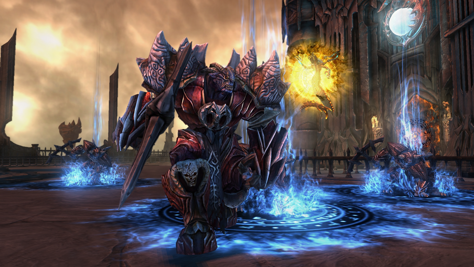 Darksiders Preview | RPG Site