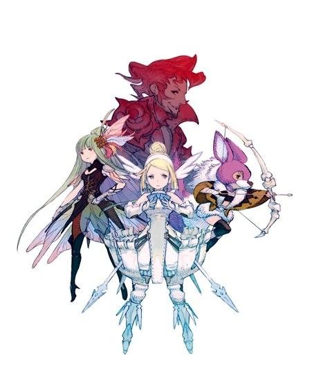 New Bravely Default: Flying Fairy Screenshots | RPG Site