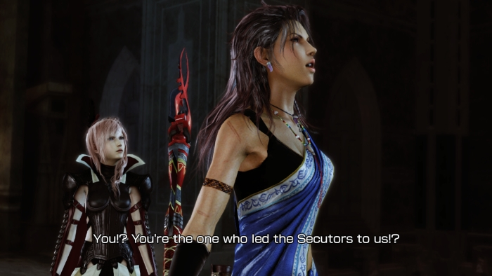 FFXIII: Lightning Returns will be limited to 1080p 60FPS