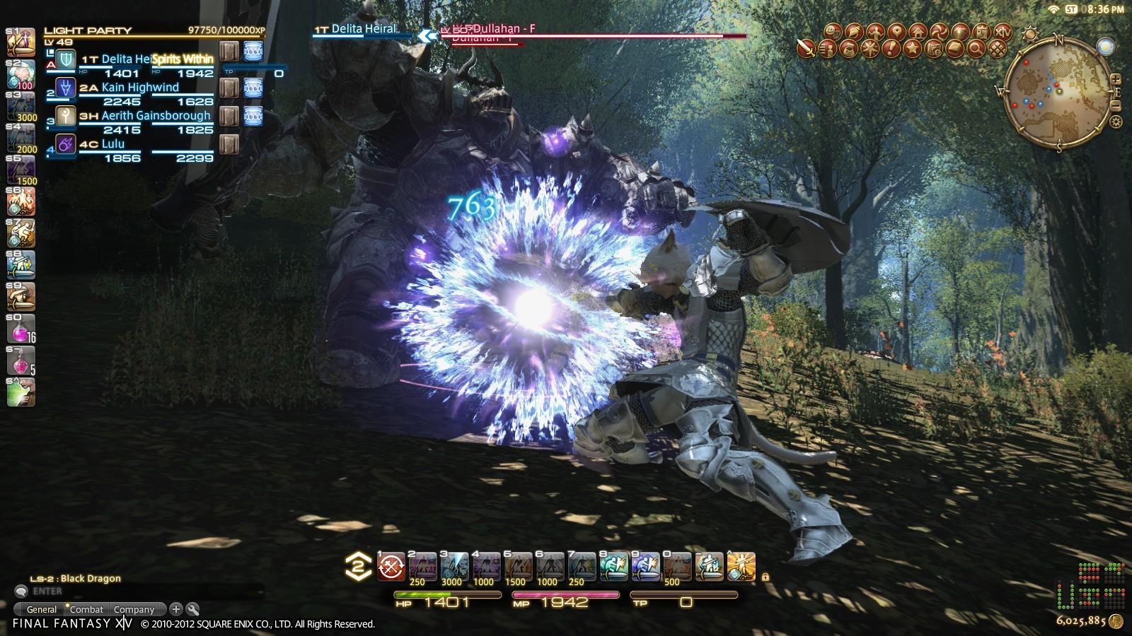 E3 2012: Final Fantasy XIV 2 0 Impressions   RPG Site