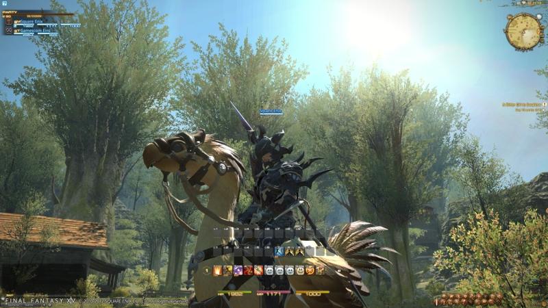 Final Fantasy XIV: A Realm Reborn Developer Interview, Round