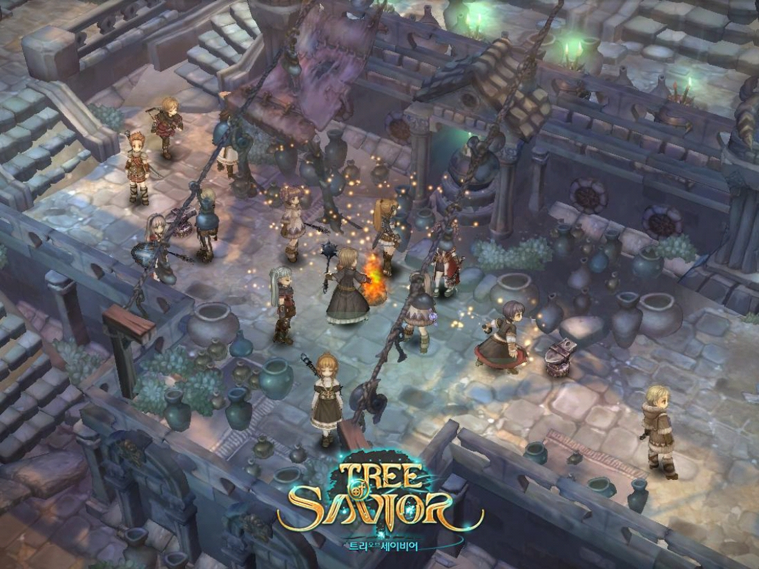 Tree of savior release date in Sydney