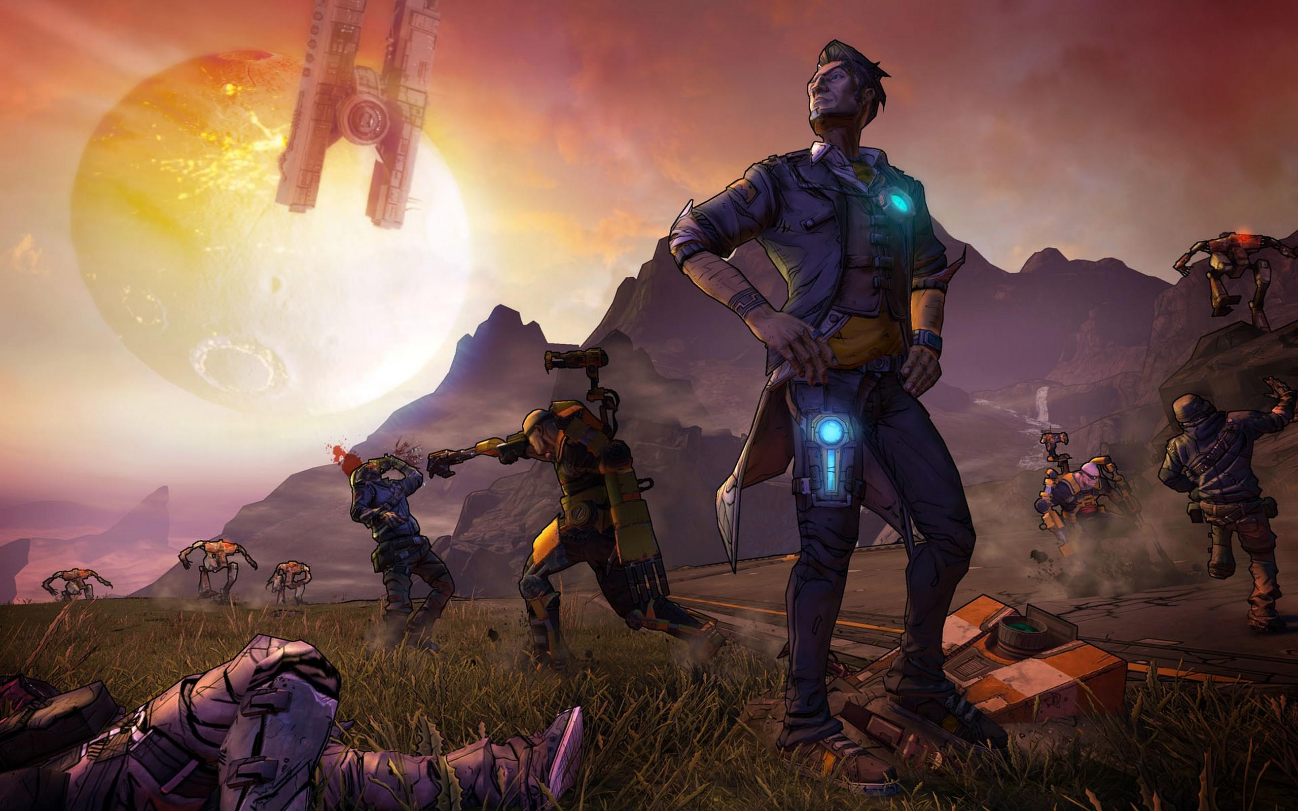 Borderlands 2 Review | RPG Site Borderlands 2 Review