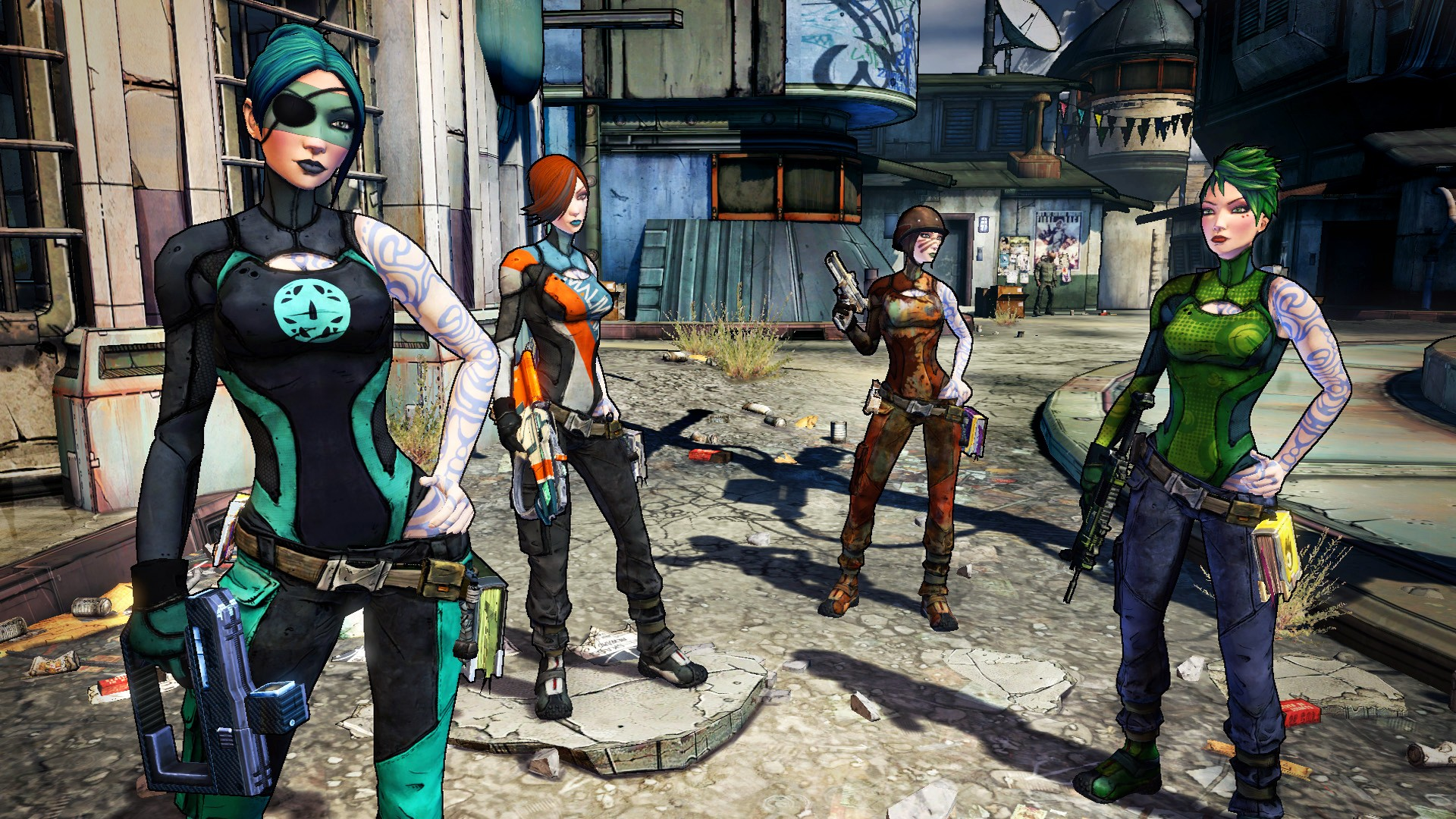 Borderlands 2 review rpg site borderlands 2 review ccuart Gallery