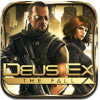 Deus ex the fall icon