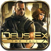 Deus ex the fall icon