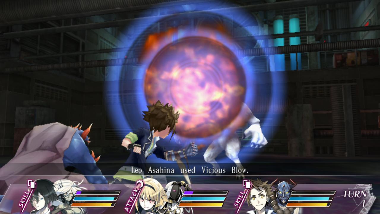 First batch of Mind Zero English Screenshots | RPG Site