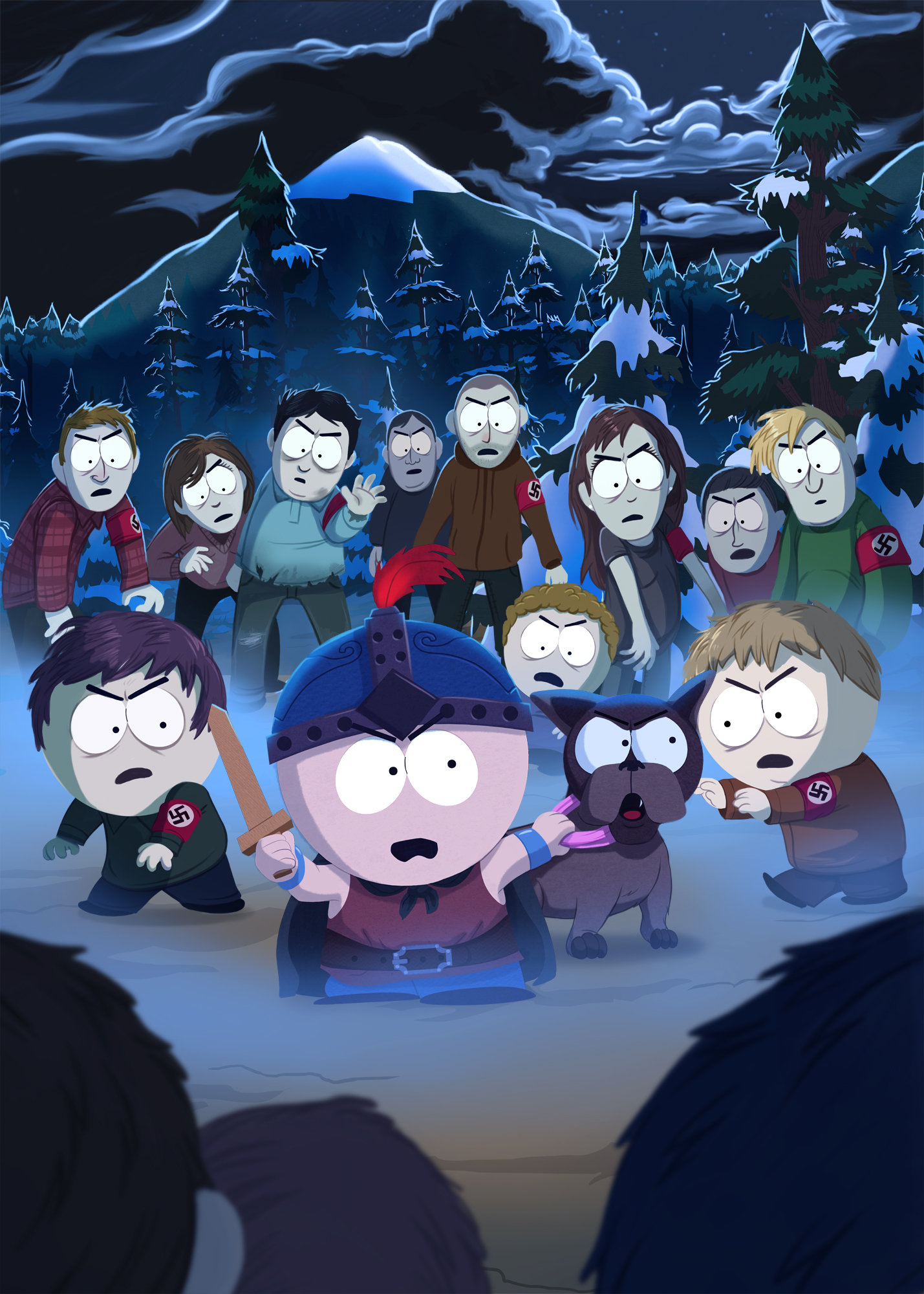 South Park The Stick Of Truth Gameplay Rpg Site