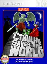 Cthulu saves the world xbla