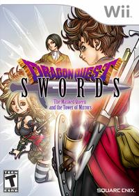 Dragon quest swords box