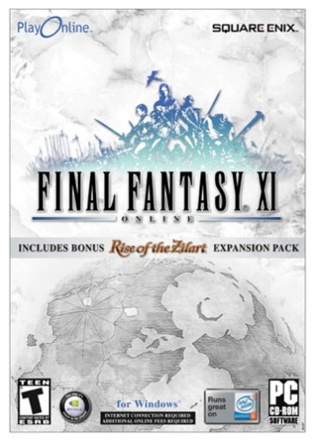 Final Fantasy Xi Review Rpg Site