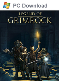 Legend of grimrock box