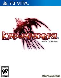 Lord of apocalypse vita box