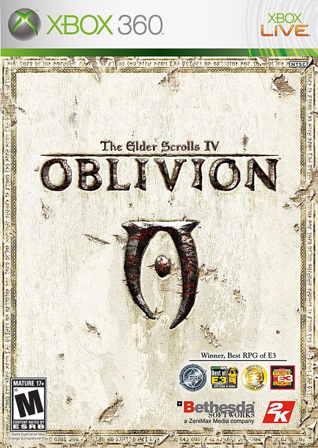 Elder scrolls 4: oblivion is backwards compatible on xbox one | neogaf.