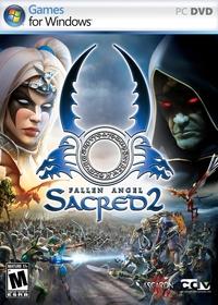 Sacred 2 box