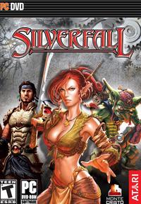 Silverfall box