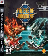 The eye of judgement box